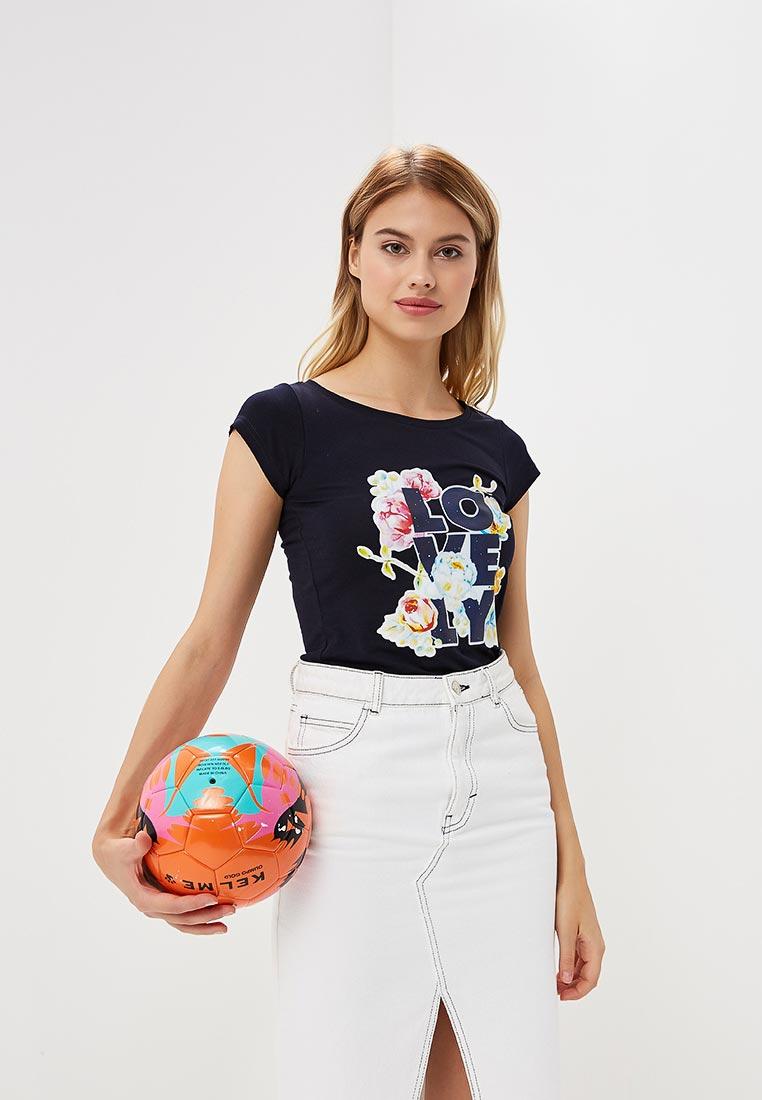 Футболка с коротким рукавом Liana 124-8