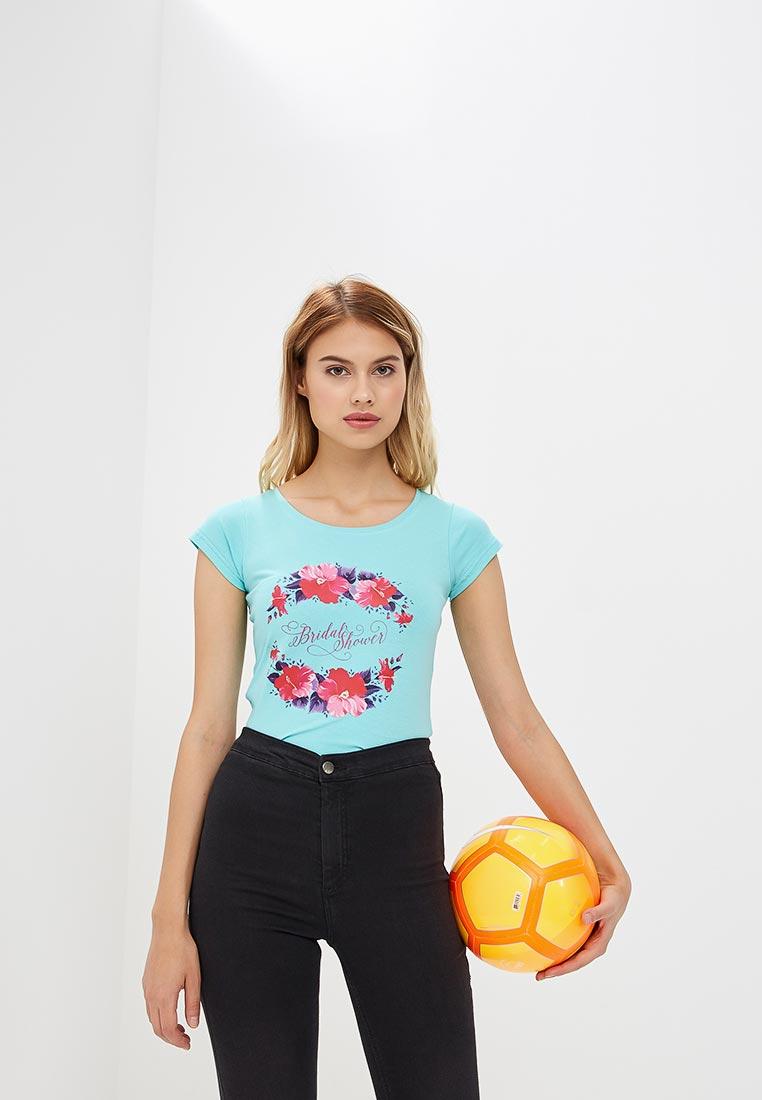 Футболка с коротким рукавом Liana 187-8