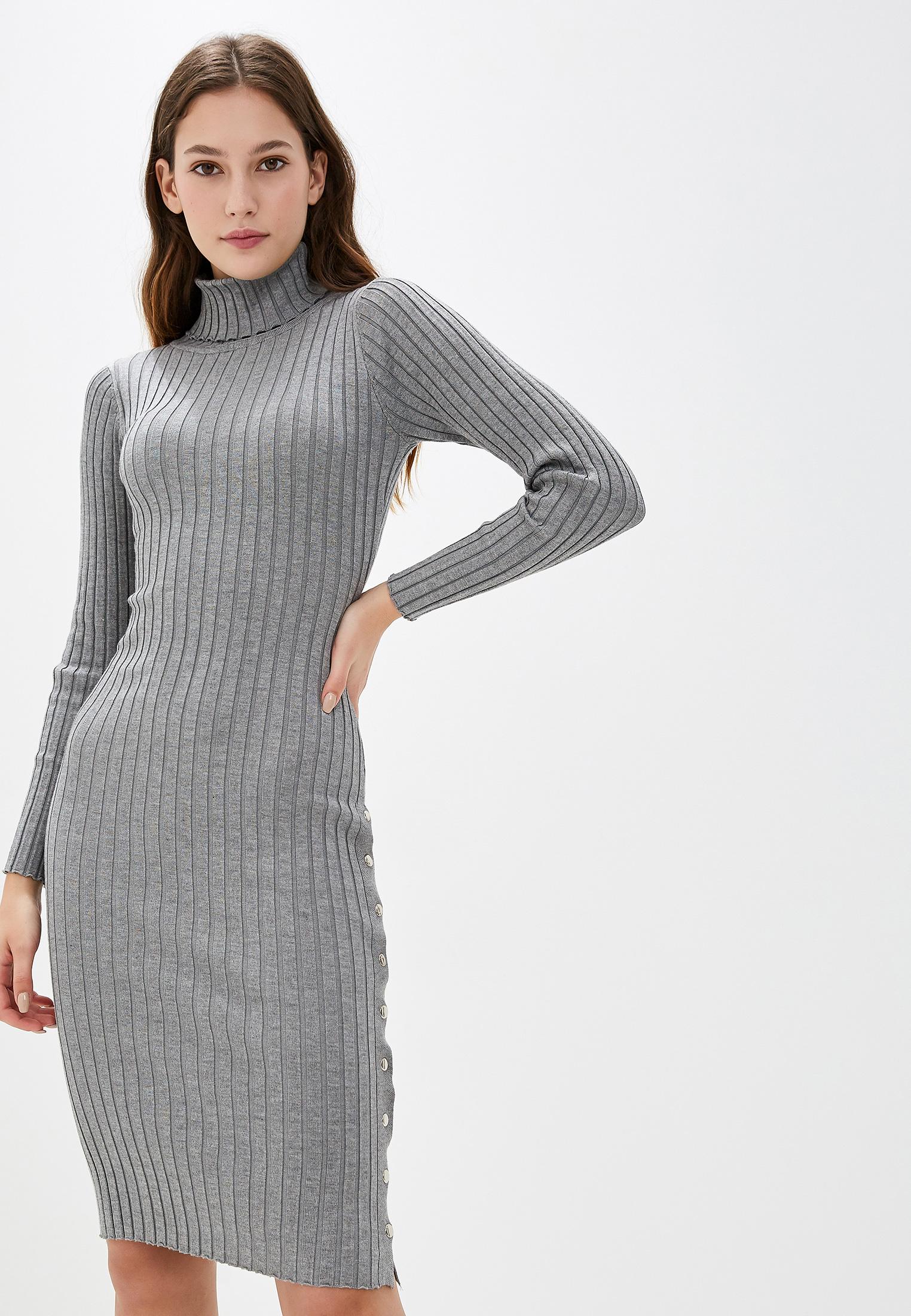 Вязаное платье Liana L01752