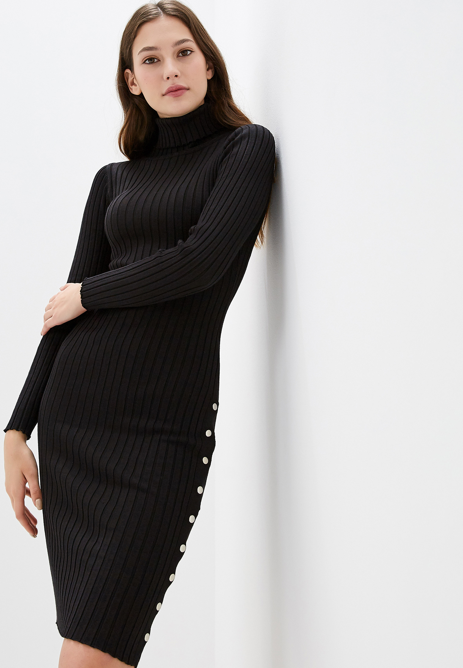 Вязаное платье Liana L01753