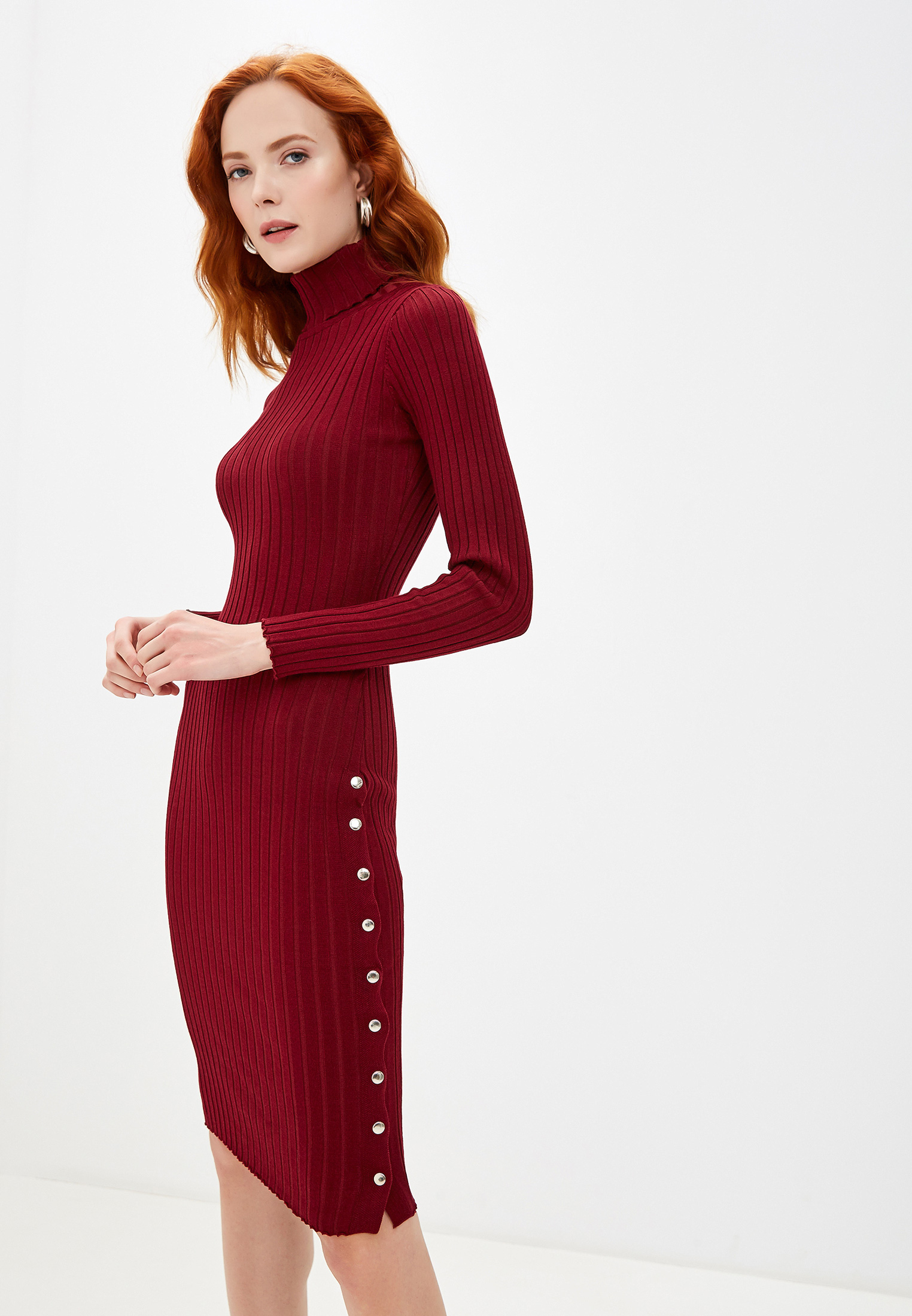 Вязаное платье Liana L01757
