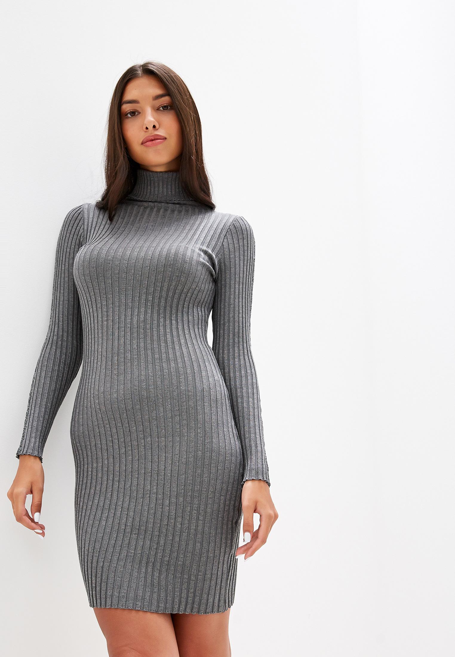 Вязаное платье Liana L0607