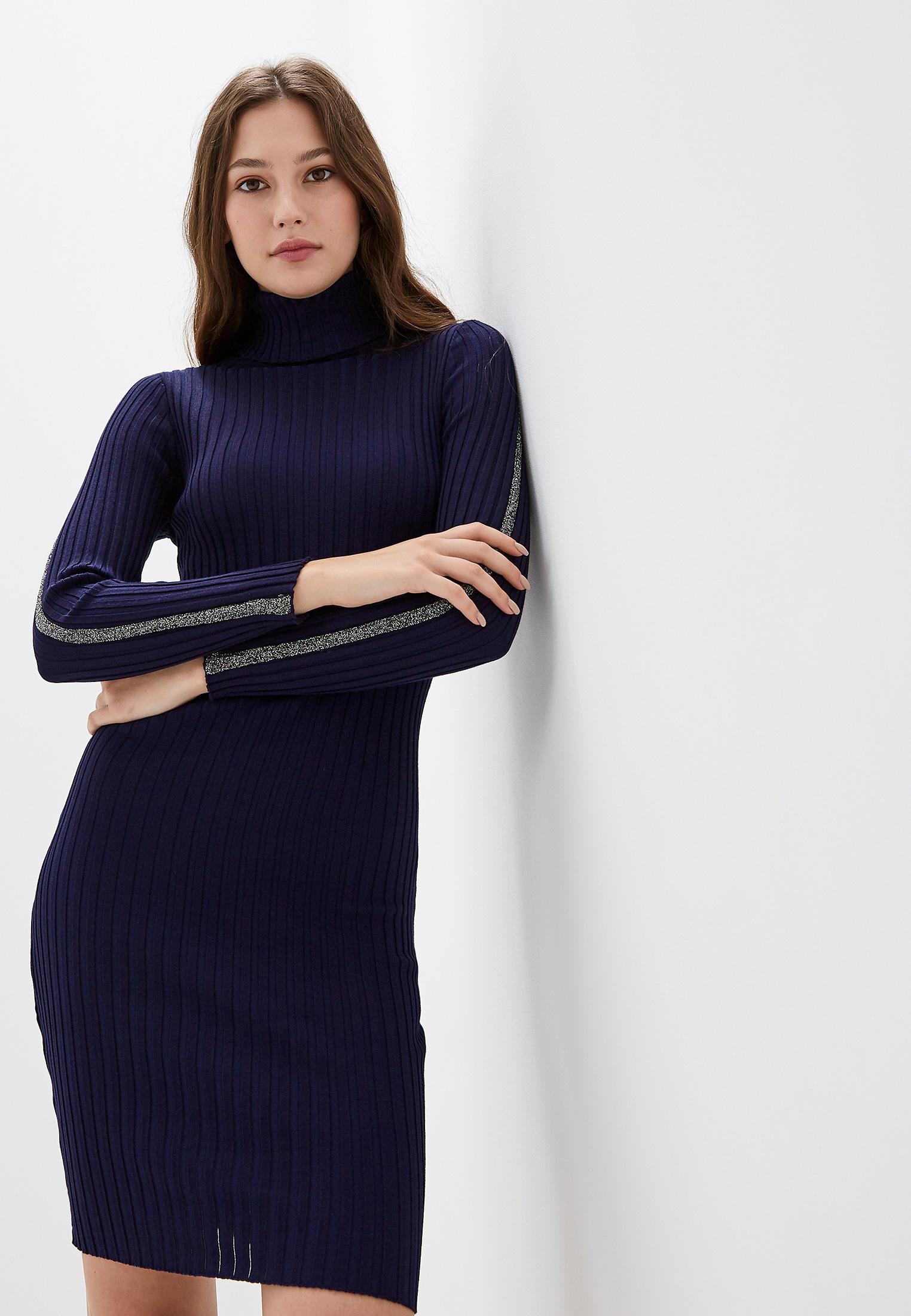 Вязаное платье Liana L0609