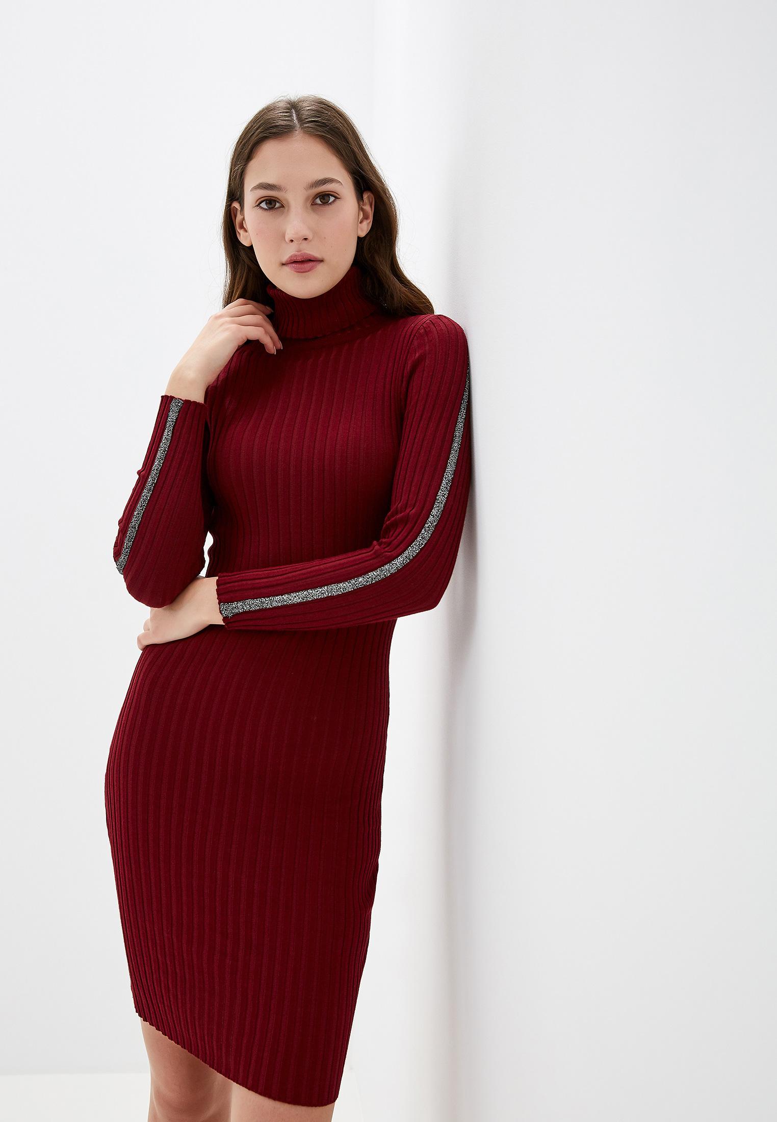 Вязаное платье Liana L0610