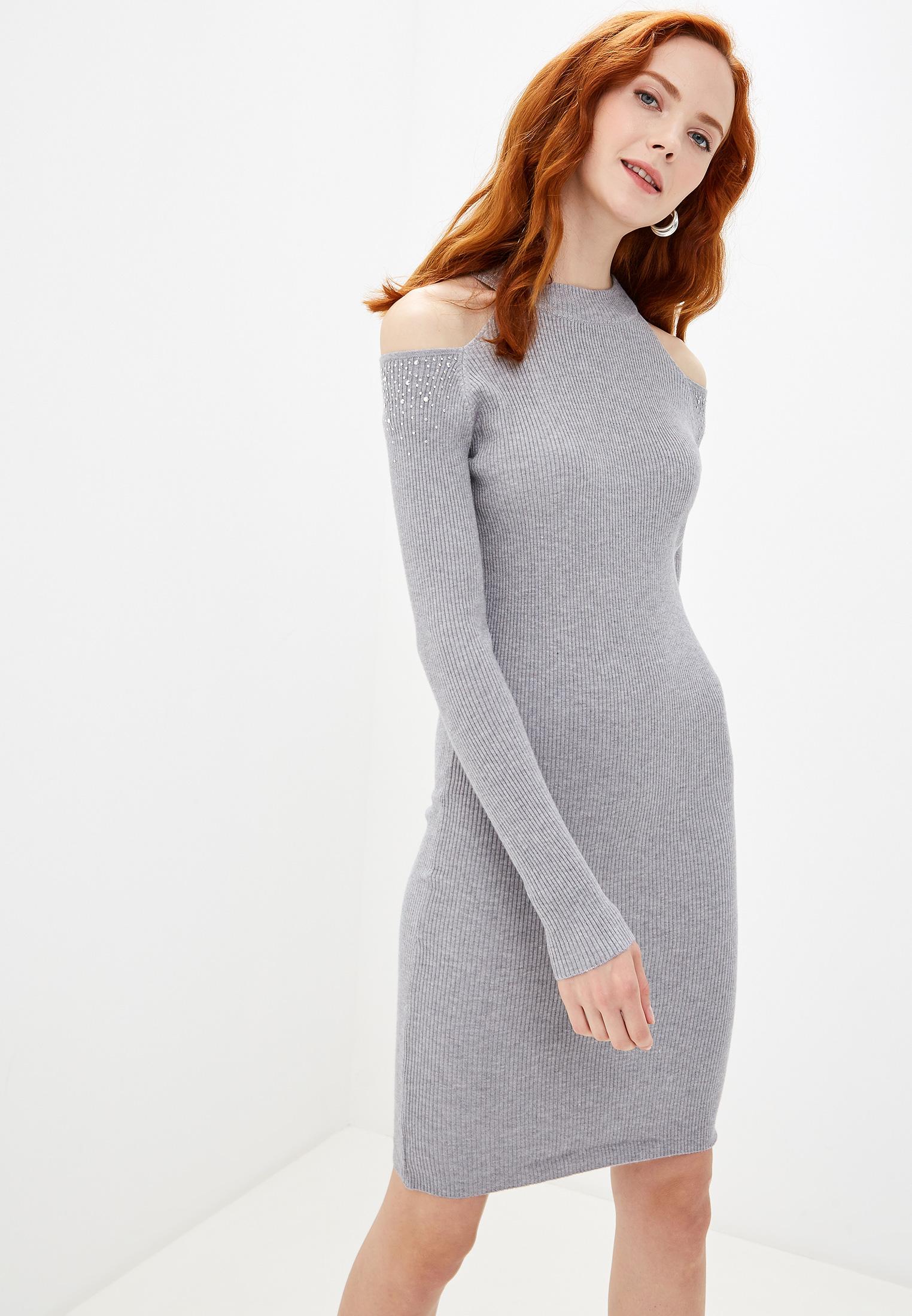 Вязаное платье Liana L1018