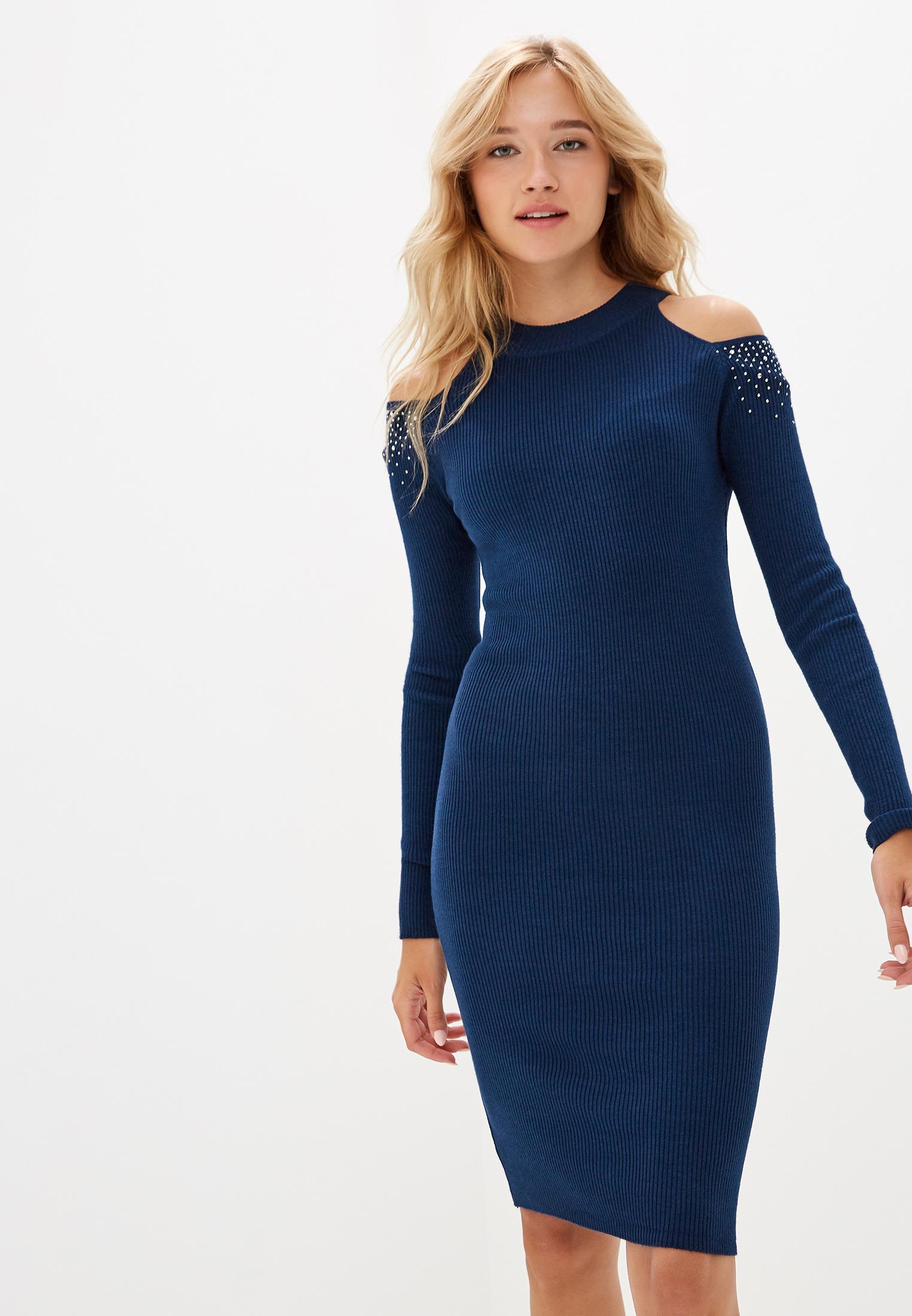Вязаное платье Liana L1020