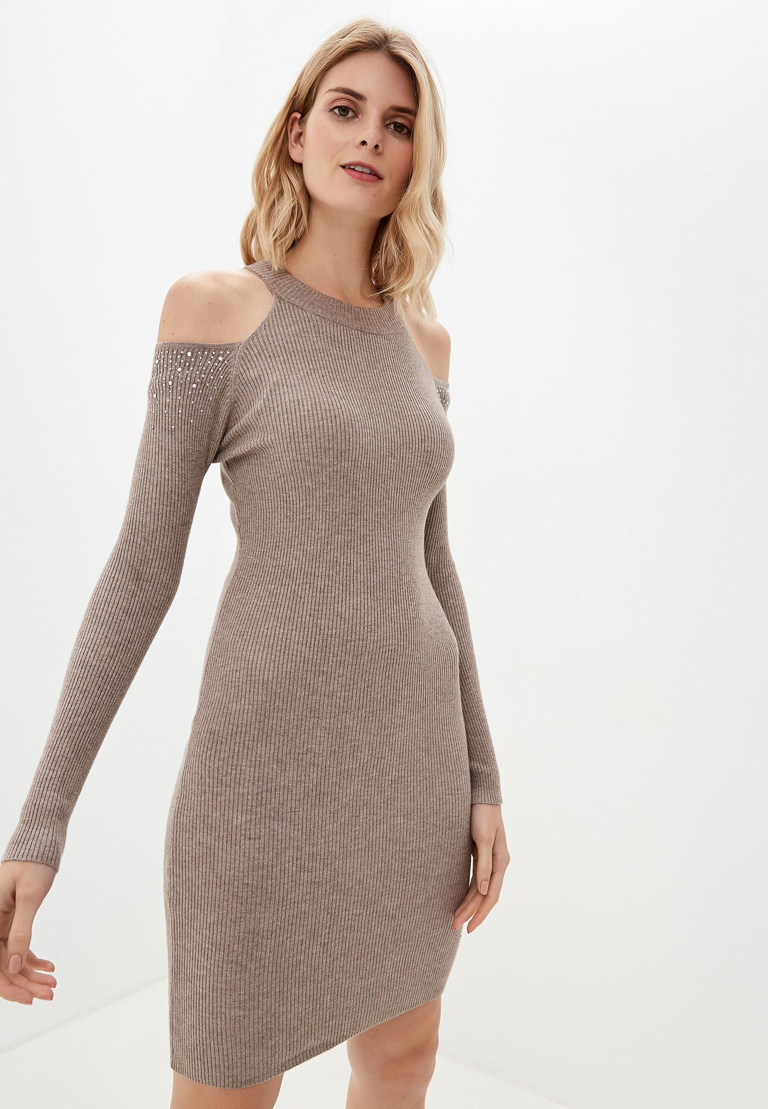 Вязаное платье Liana L1022