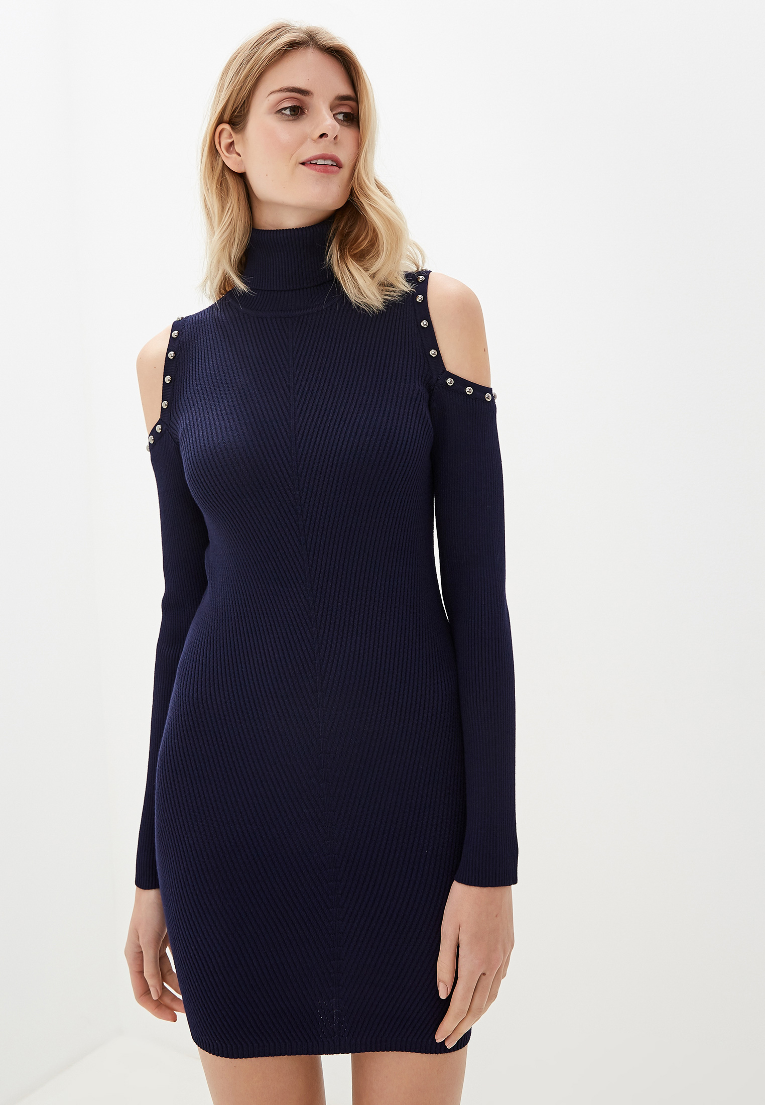Вязаное платье Liana L3001