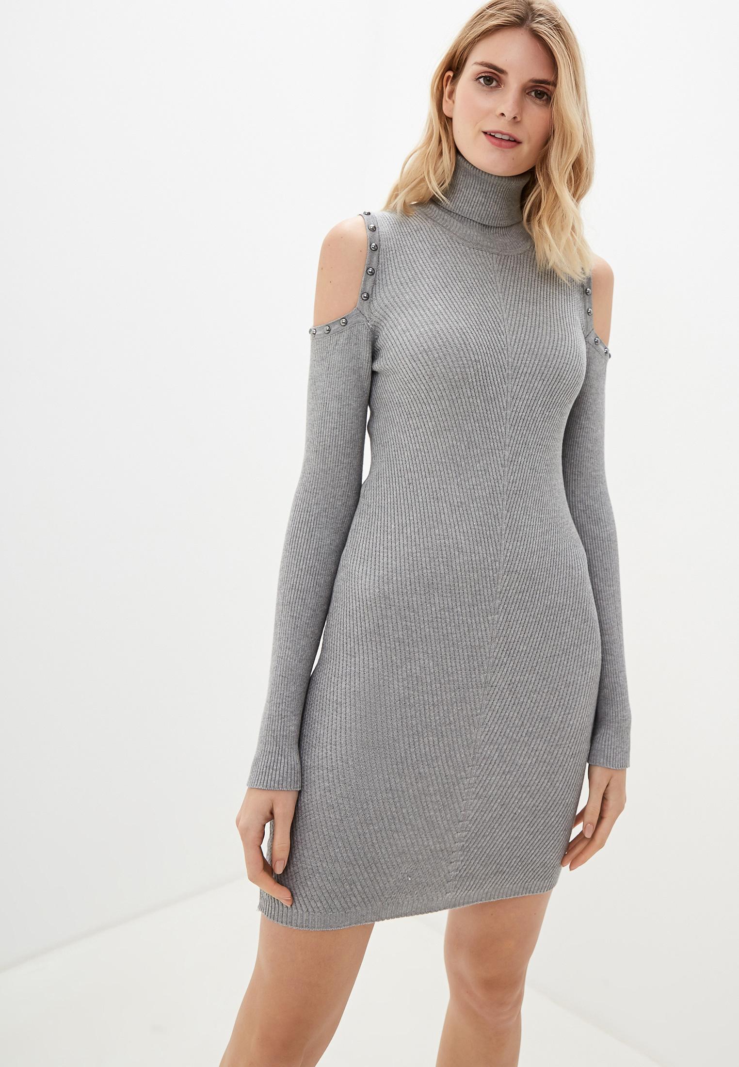 Вязаное платье Liana L3003