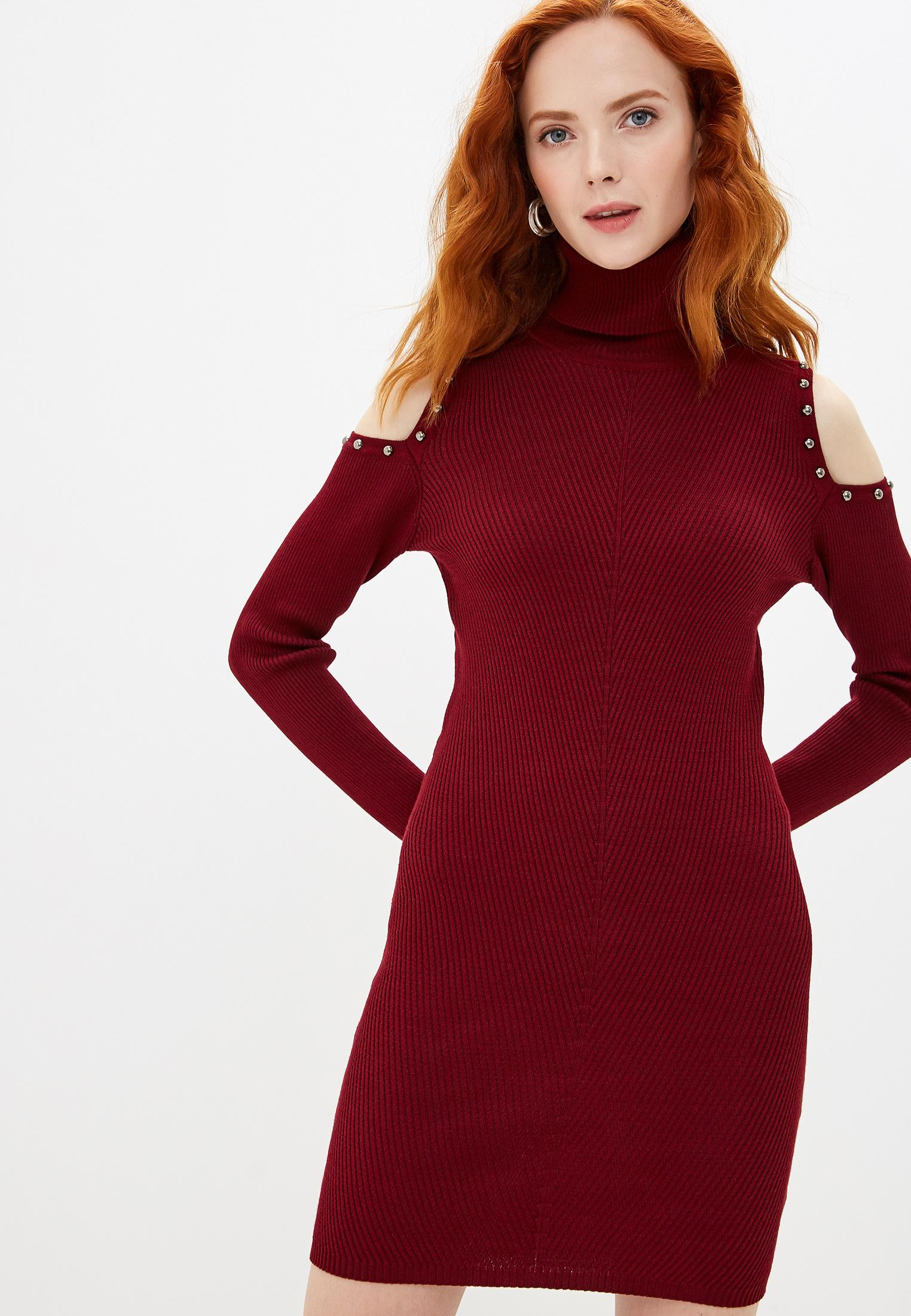 Вязаное платье Liana L3005