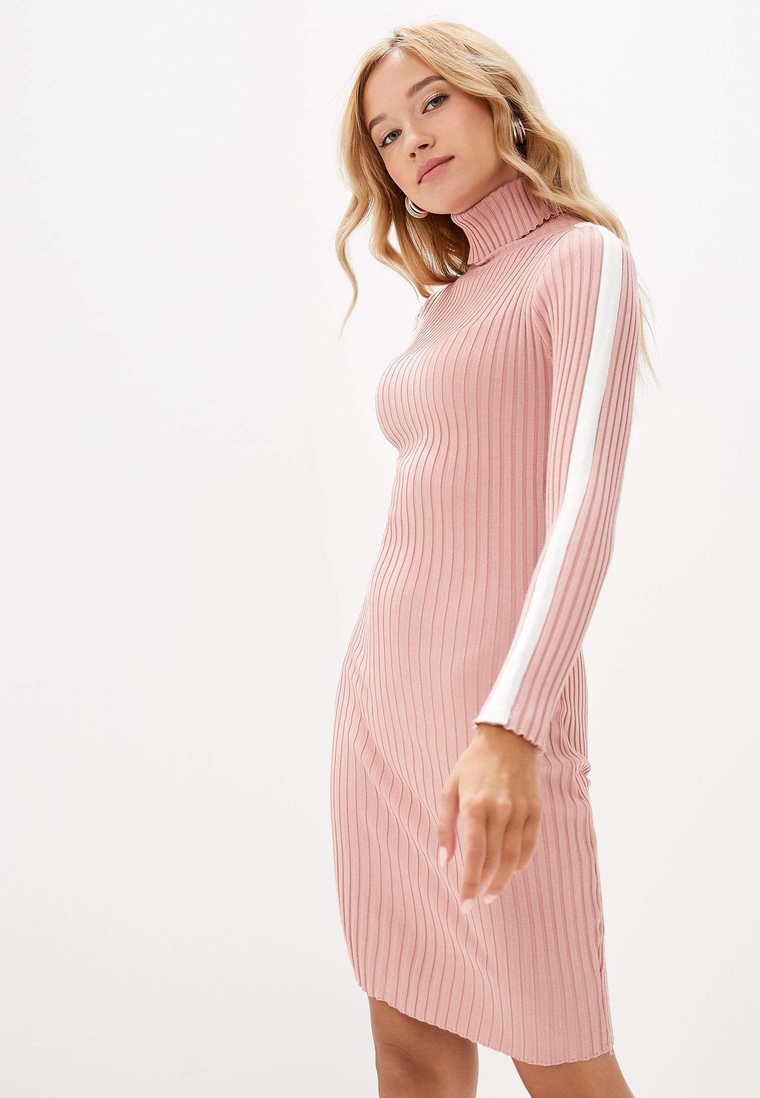 Вязаное платье Liana L309