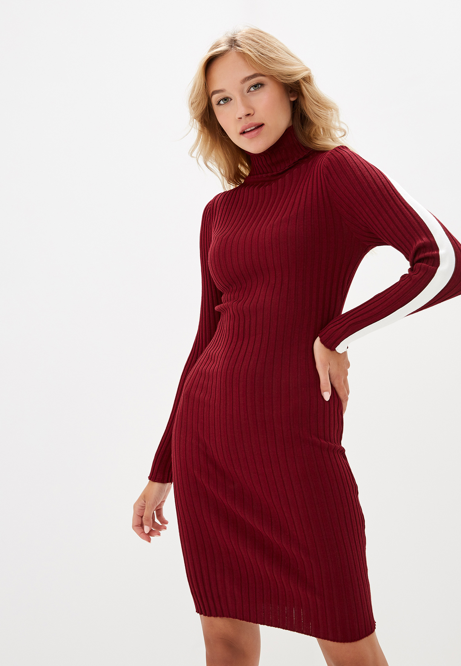 Вязаное платье Liana L312