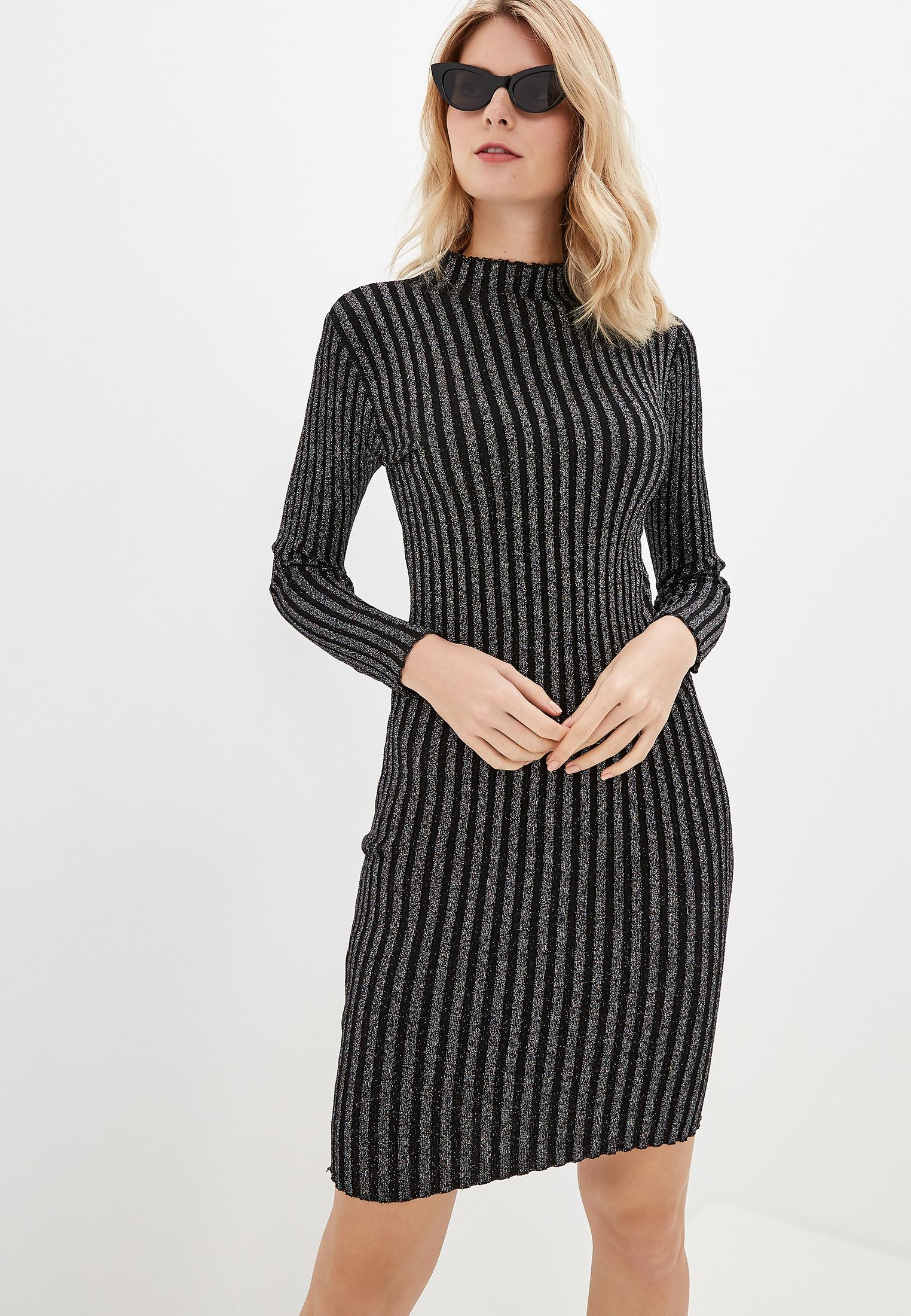 Вязаное платье Liana L3191