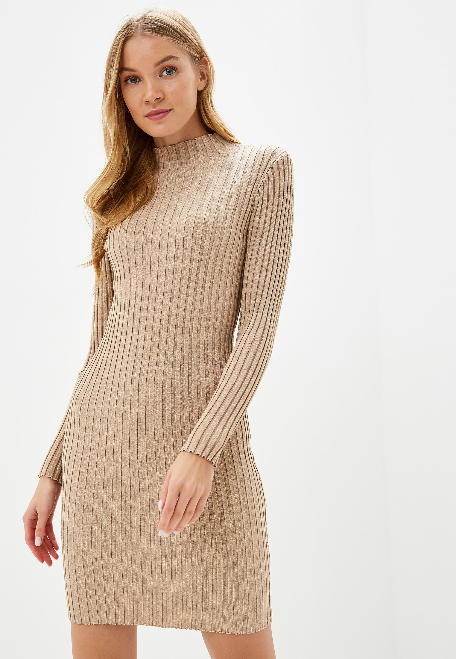 Вязаное платье Liana L3231