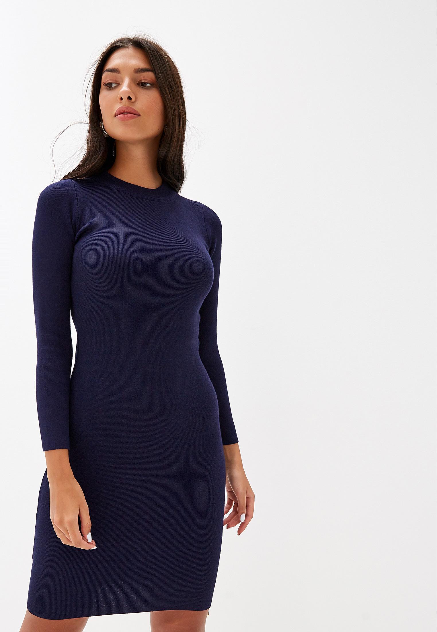 Вязаное платье Liana L323-1