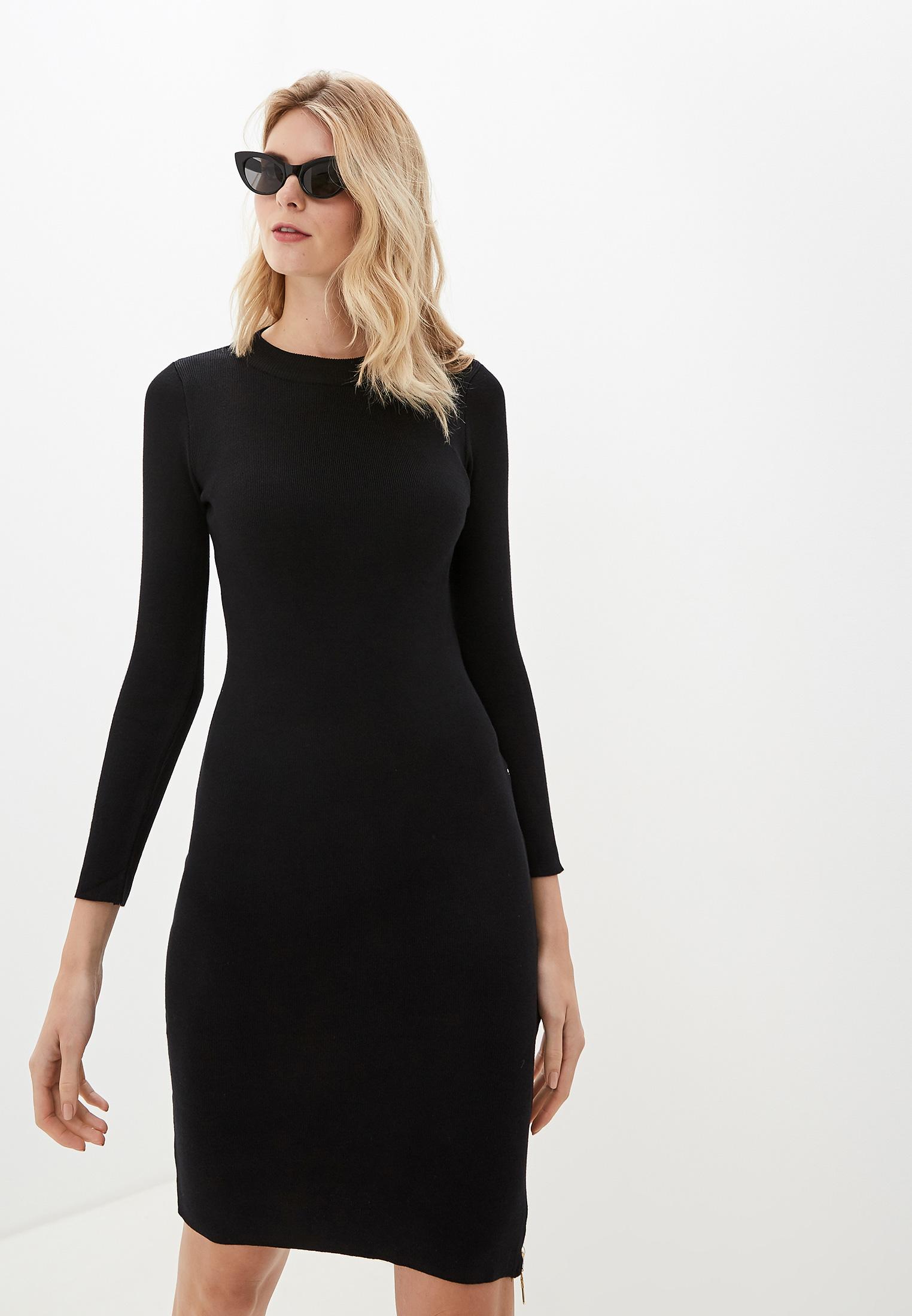 Вязаное платье Liana L324-1