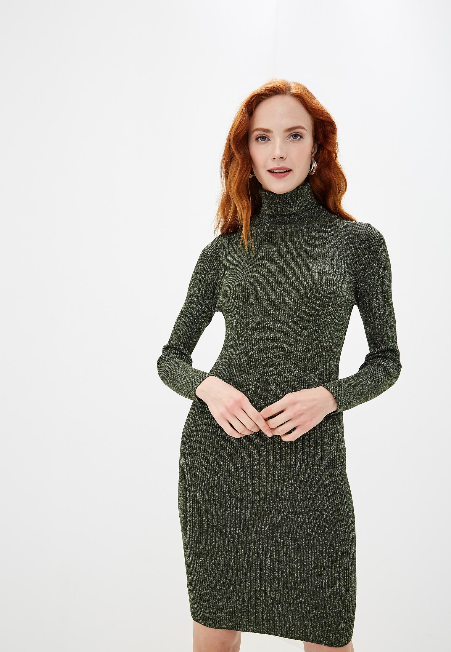 Вязаное платье Liana L410-1
