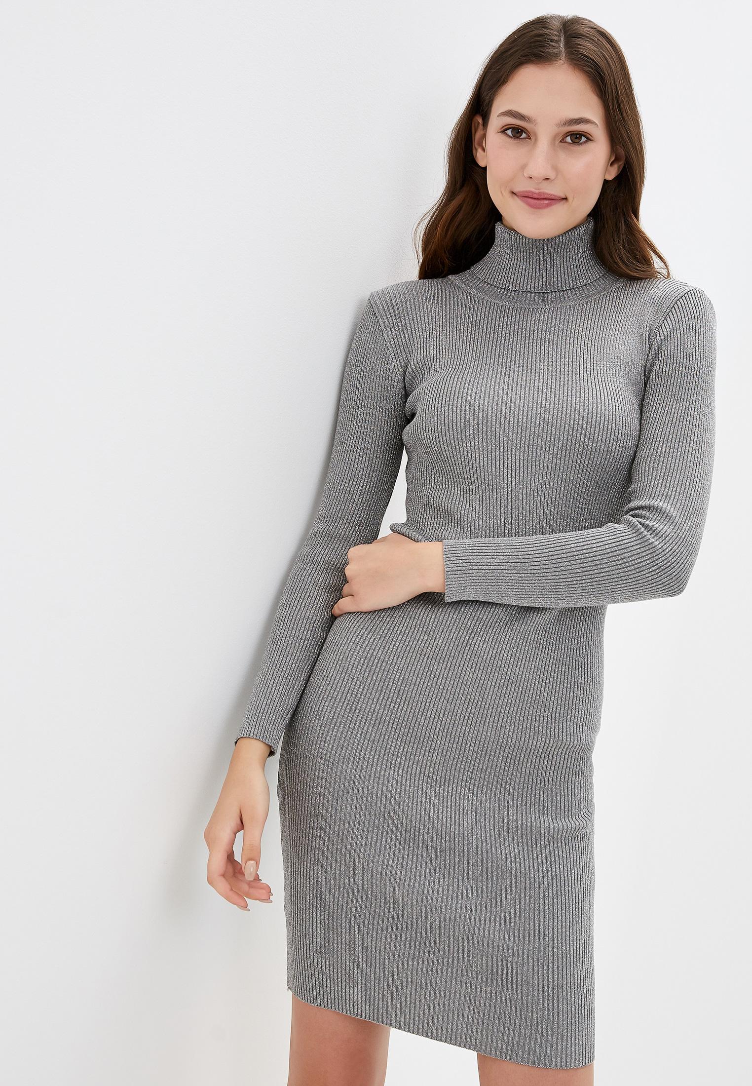 Вязаное платье Liana L411-1