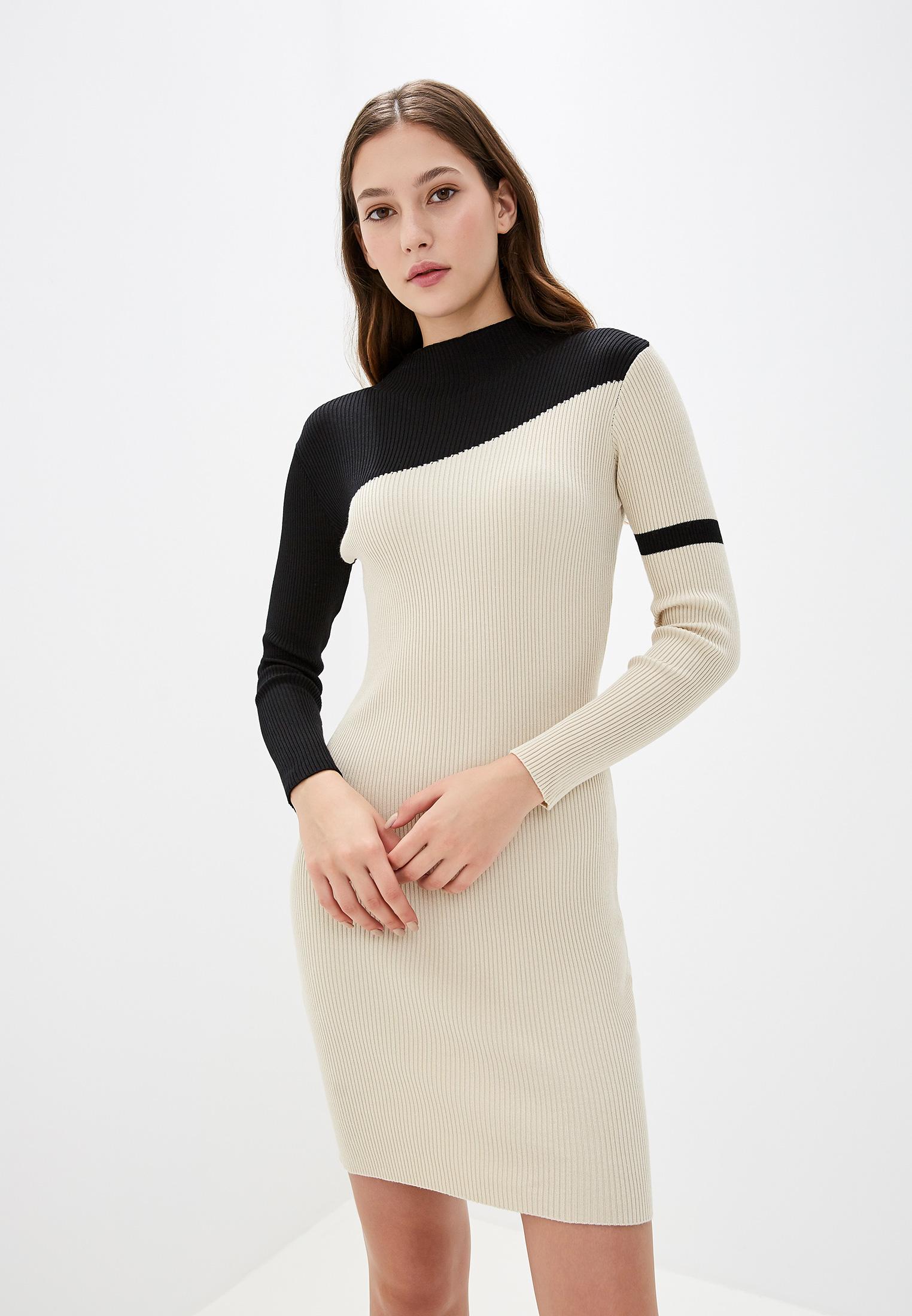 Вязаное платье Liana L416