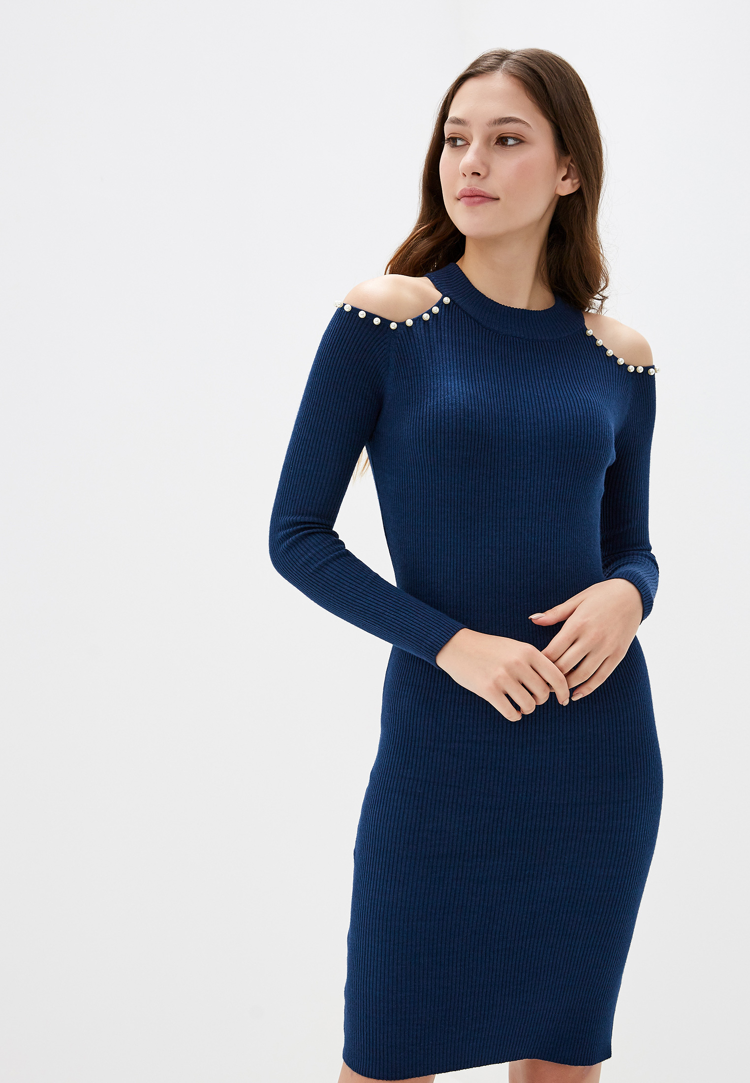 Вязаное платье Liana L605