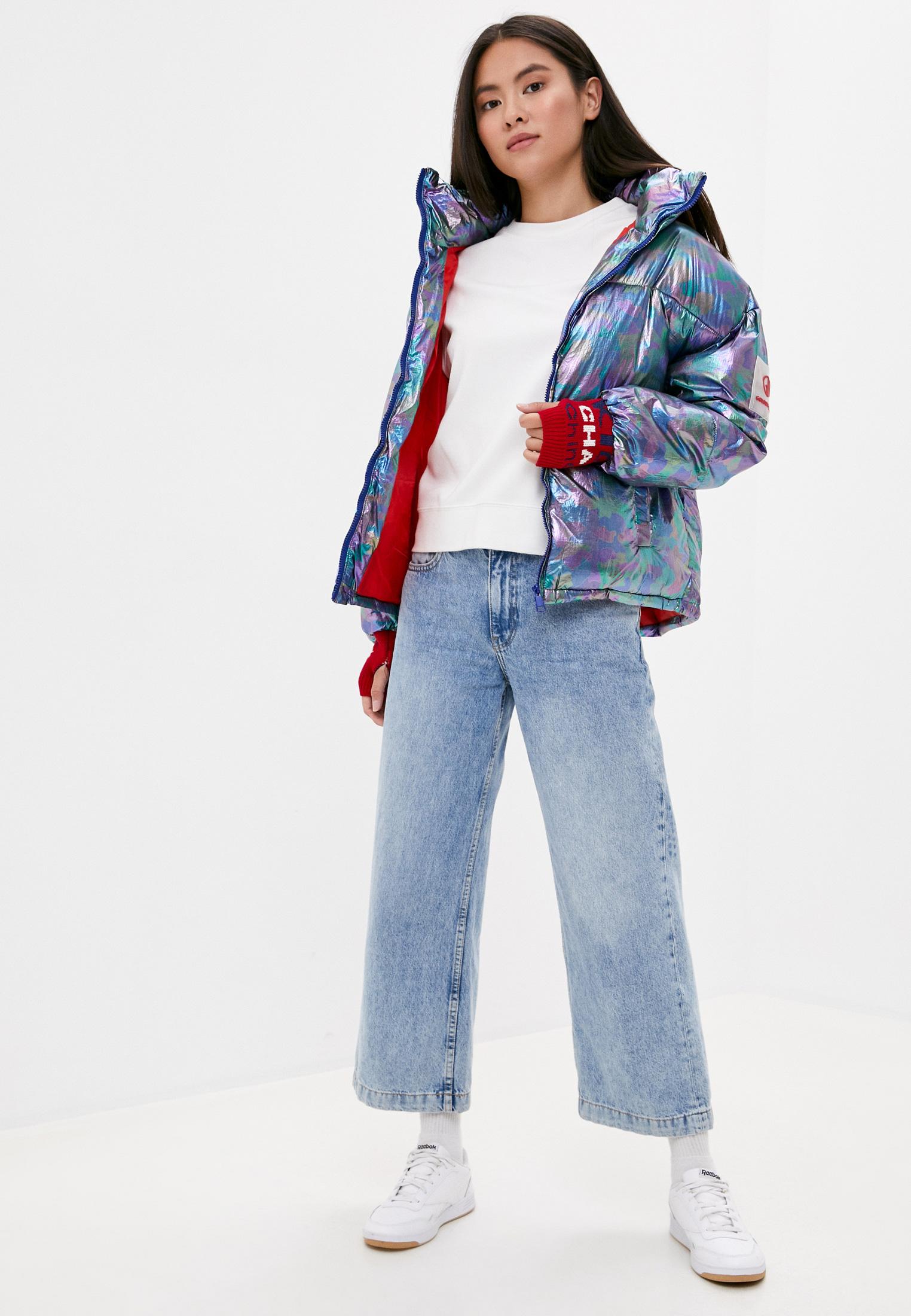 Утепленная куртка Liana 1025: изображение 2