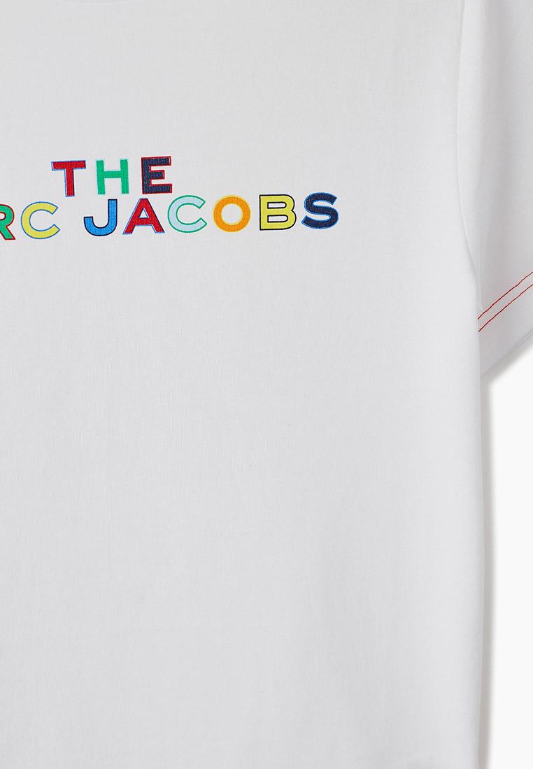Футболка с коротким рукавом Little Marc Jacobs W25467: изображение 3