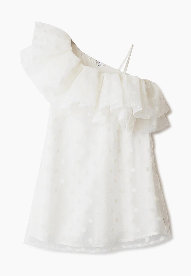 Нарядное платье Little Marc Jacobs W12326