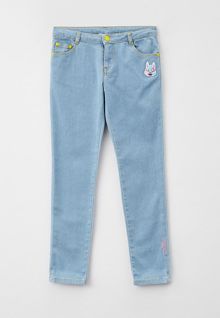 Джеггинсы для девочек Little Marc Jacobs Джинсы Little Marc Jacobs
