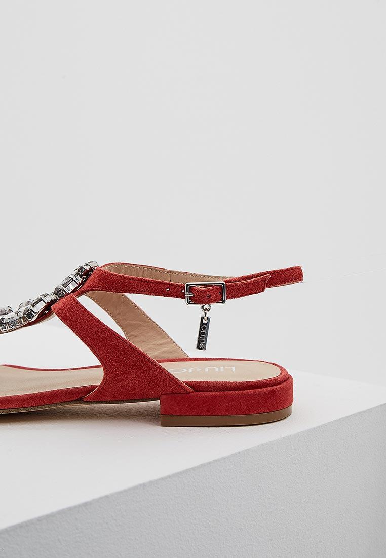 Женские сандалии Liu Jo (Лиу Джо) s18035 p0021: изображение 4