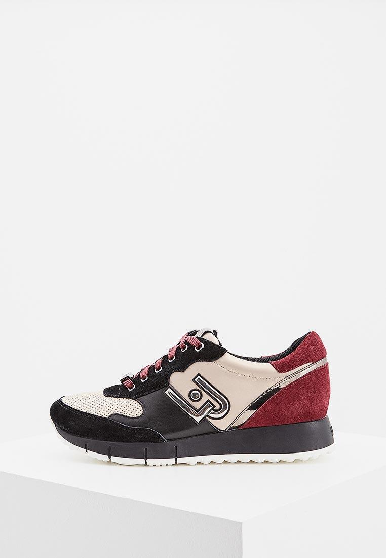Женские кроссовки Liu Jo (Лиу Джо) b68023 px004
