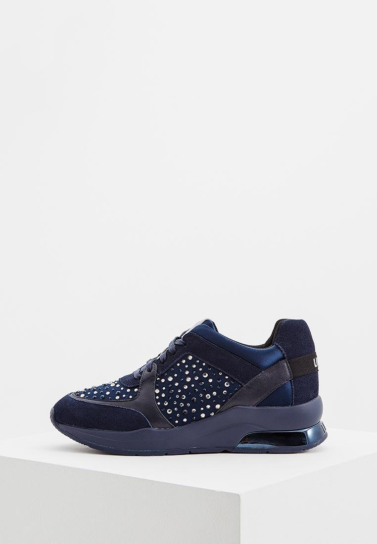 Женские кроссовки Liu Jo (Лиу Джо) b68003 tx003
