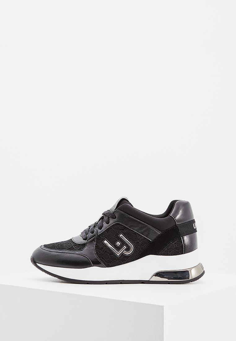 Женские кроссовки Liu Jo (Лиу Джо) b68003 tx002