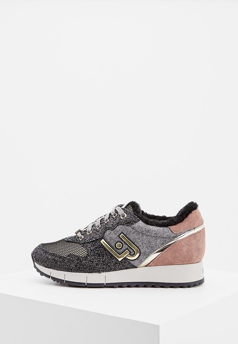 Женские кроссовки Liu Jo (Лиу Джо) b68023 tx012
