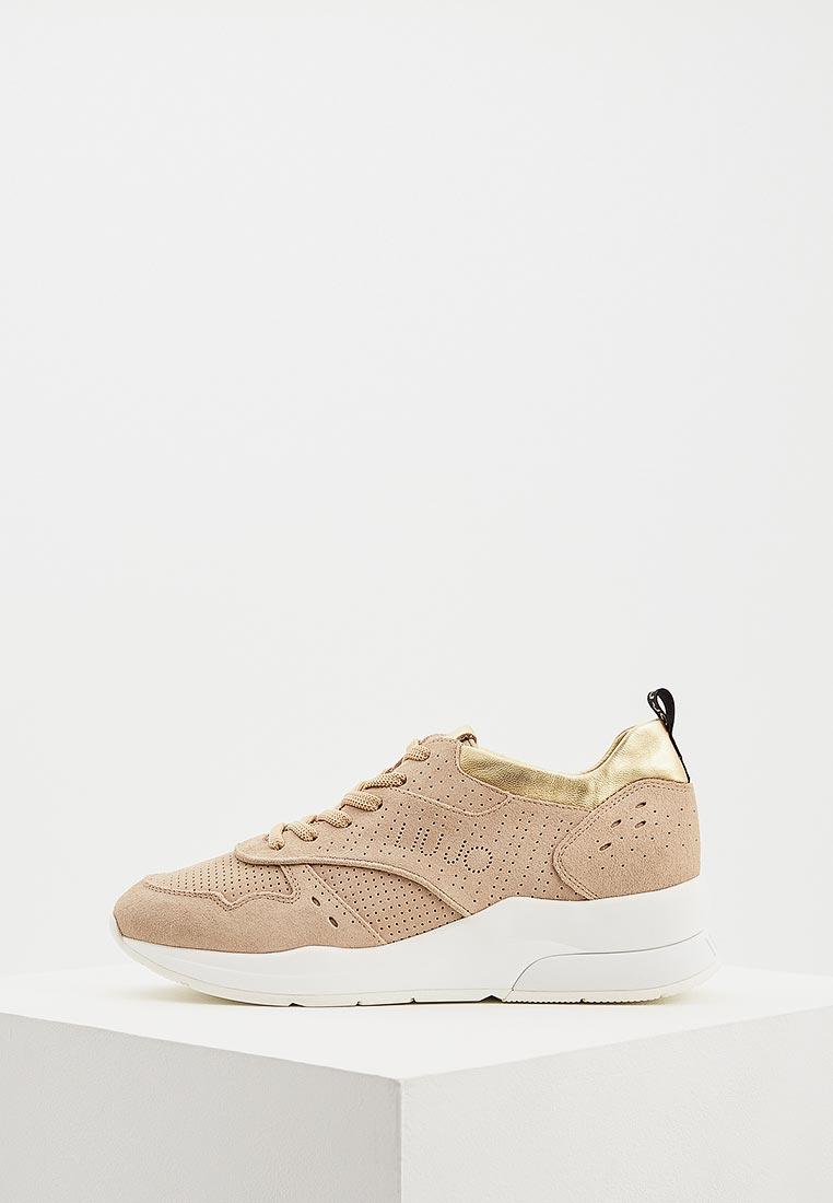 Женские кроссовки Liu Jo (Лиу Джо) b19009 px025