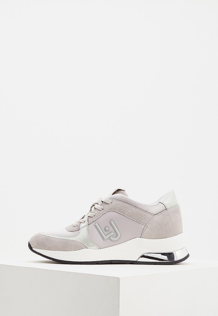 Женские кроссовки Liu Jo (Лиу Джо) b19007 tx031