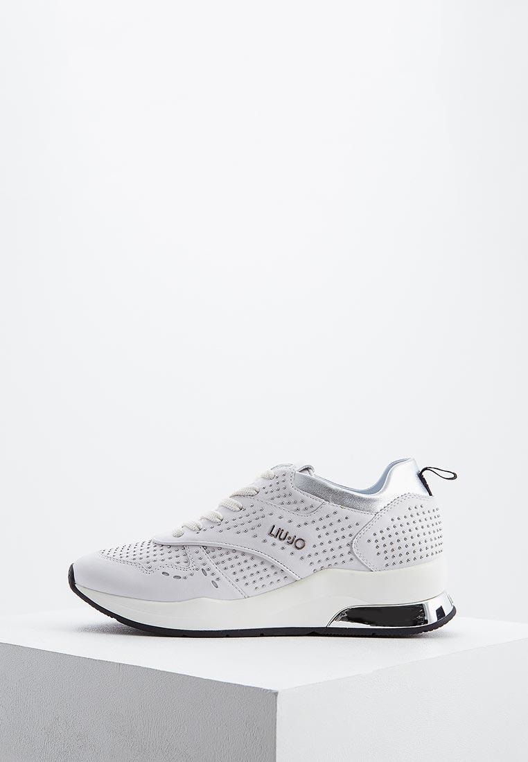 Женские кроссовки Liu Jo (Лиу Джо) B69025P0102