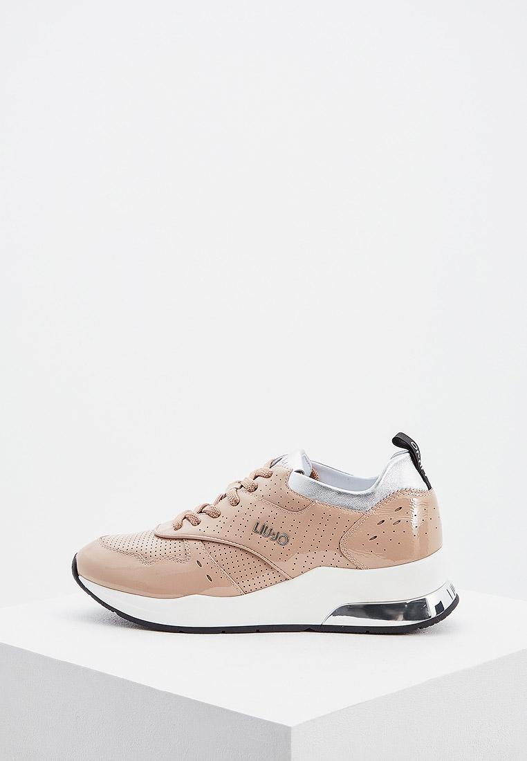 Женские кроссовки Liu Jo (Лиу Джо) B69025PX041