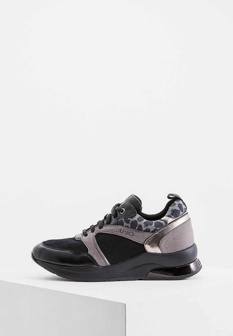 Женские кроссовки Liu Jo (Лиу Джо) B69031TX058