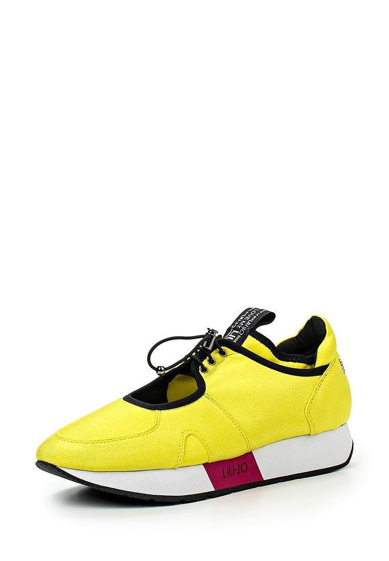 Женские кроссовки Liu Jo (Лиу Джо) S16159T6345