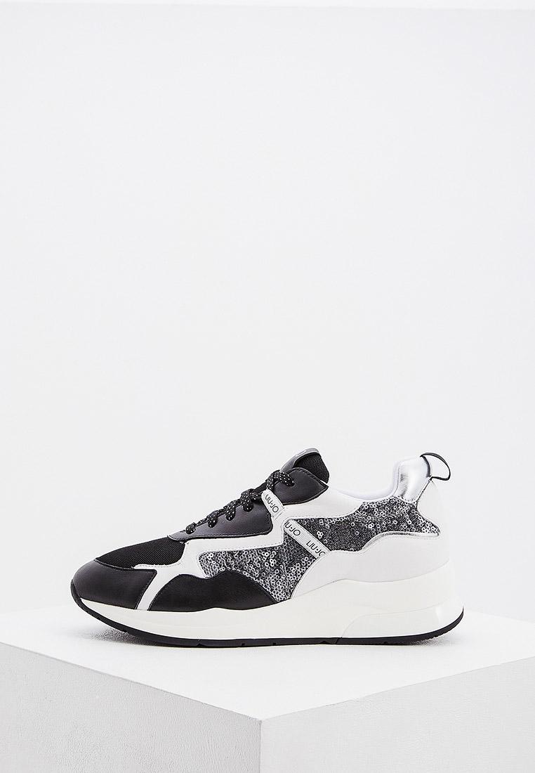 Женские кроссовки Liu Jo (Лиу Джо) BA0011 PX077