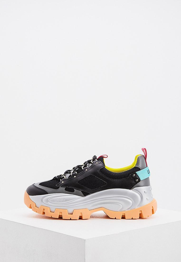 Женские кроссовки Liu Jo (Лиу Джо) BA0023 PX030
