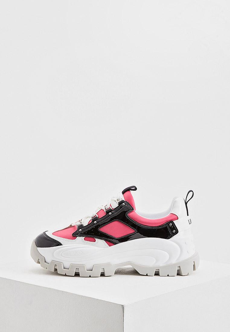 Женские кроссовки Liu Jo (Лиу Джо) BA0023 PX059