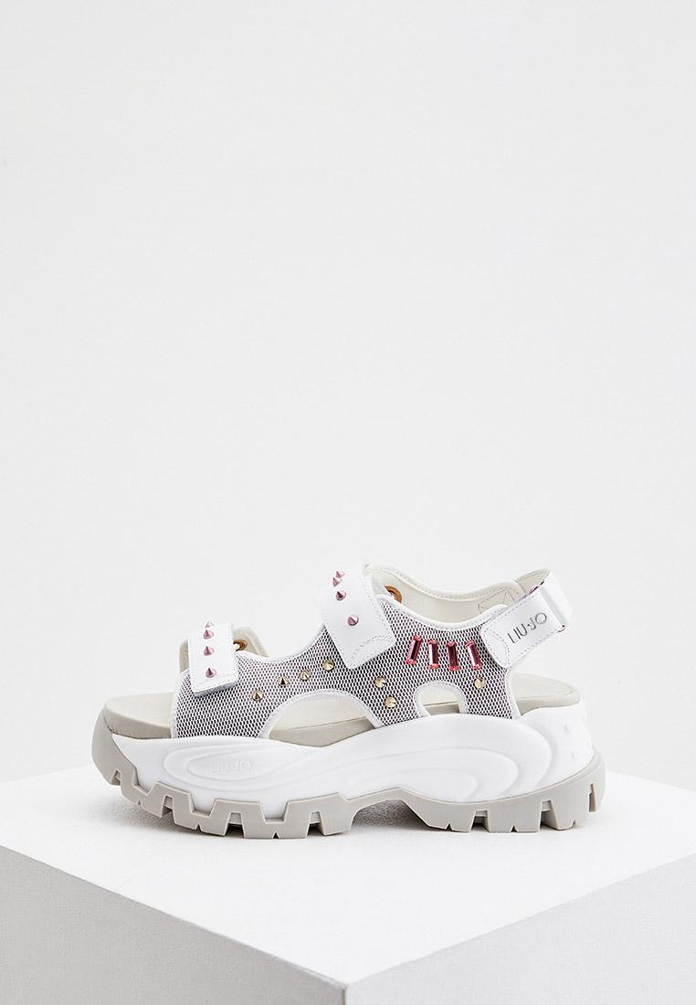 Женские сандалии Liu Jo (Лиу Джо) ba0037 tx117
