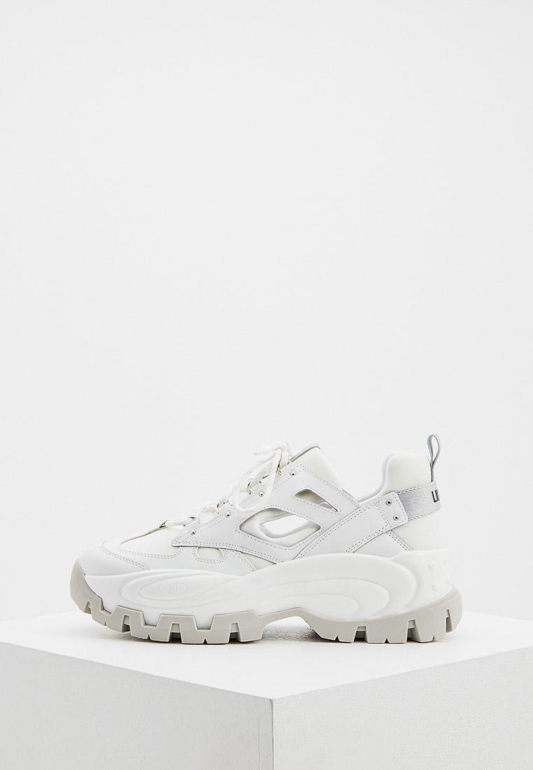 Женские кроссовки Liu Jo (Лиу Джо) ba0025 tx094