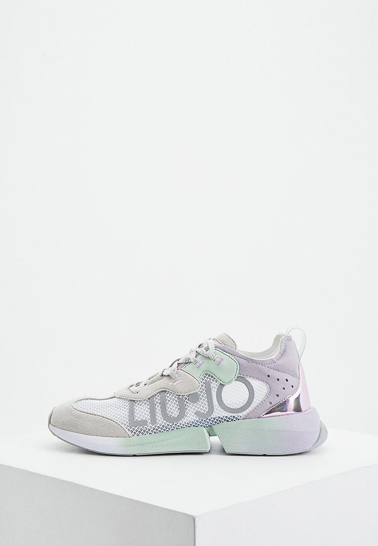 Женские кроссовки Liu Jo (Лиу Джо) ba0049 tx063