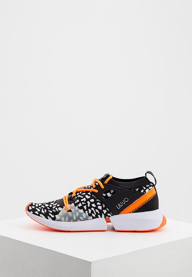 Женские кроссовки Liu Jo (Лиу Джо) ba0047 tx022