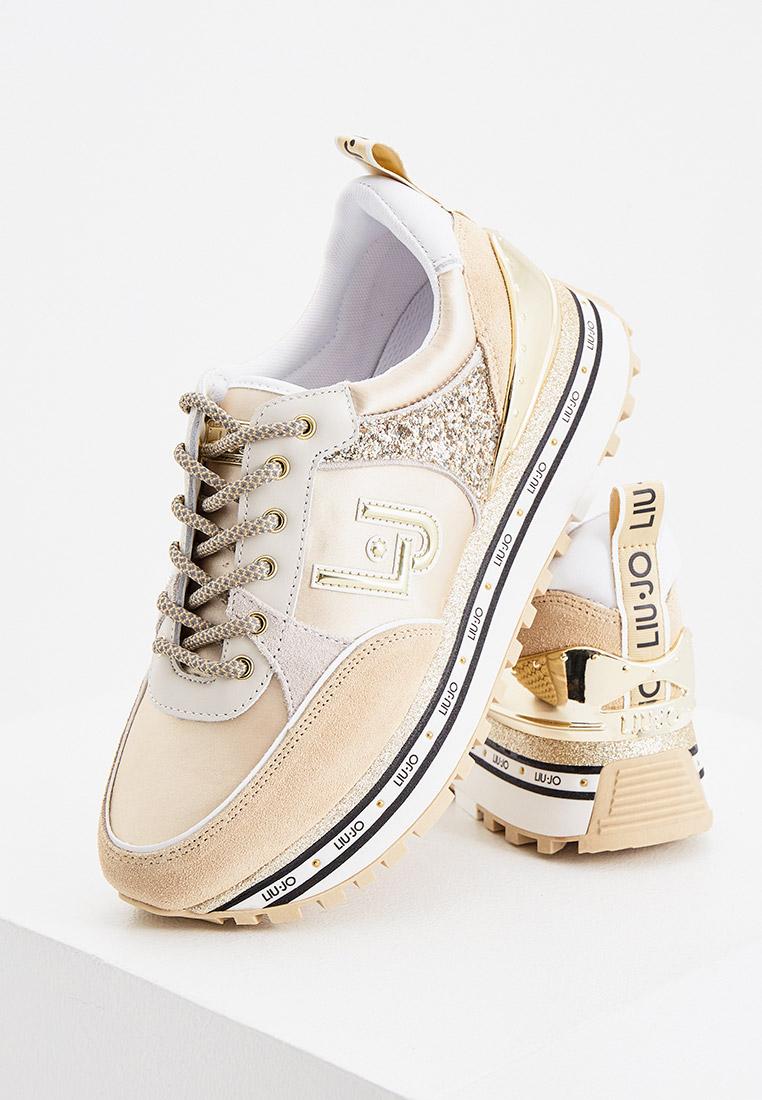 Женские кроссовки Liu Jo (Лиу Джо) 4LJ.LJ101603.T: изображение 2