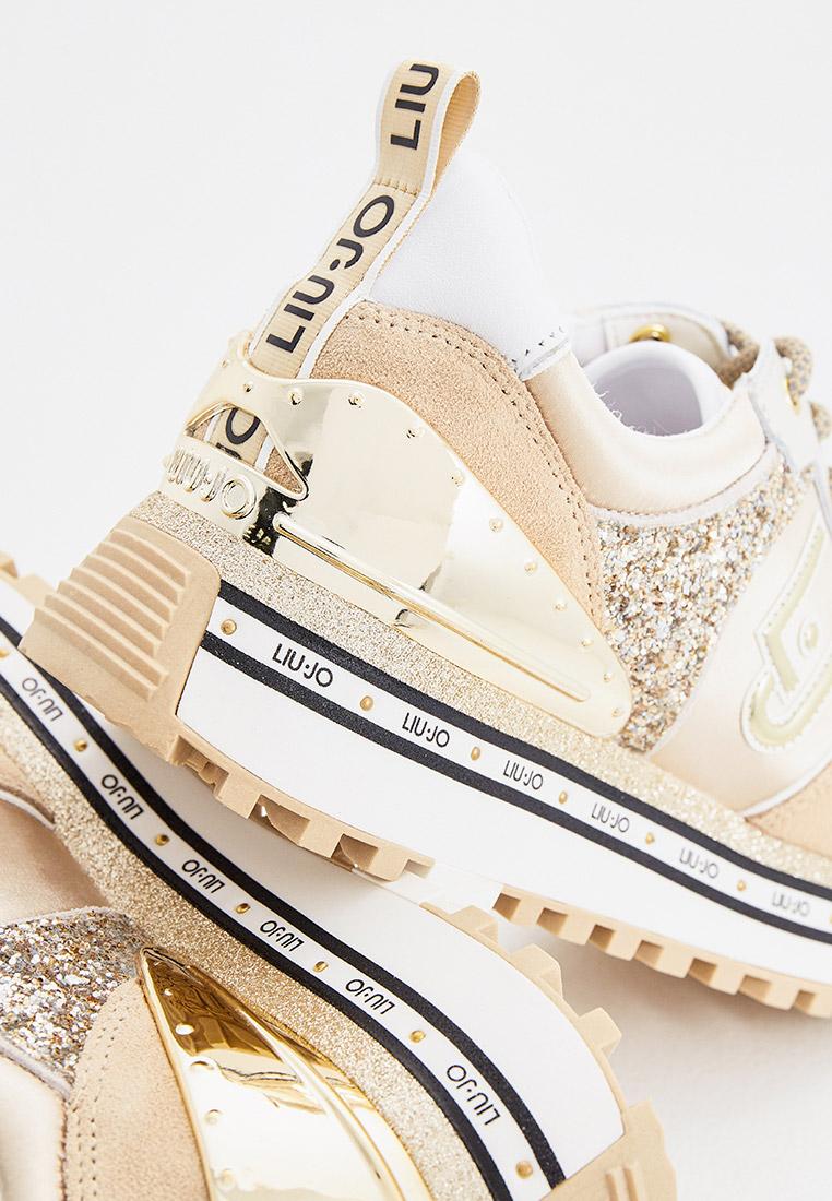 Женские кроссовки Liu Jo (Лиу Джо) 4LJ.LJ101603.T: изображение 3