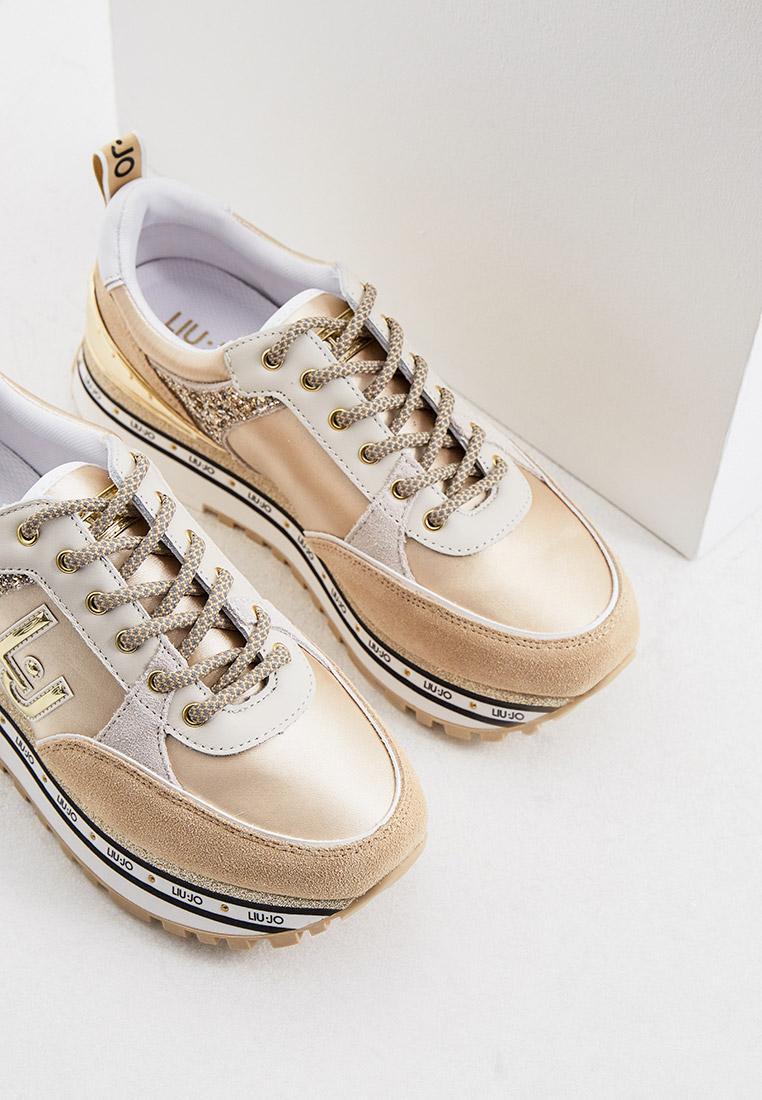 Женские кроссовки Liu Jo (Лиу Джо) 4LJ.LJ101603.T: изображение 4