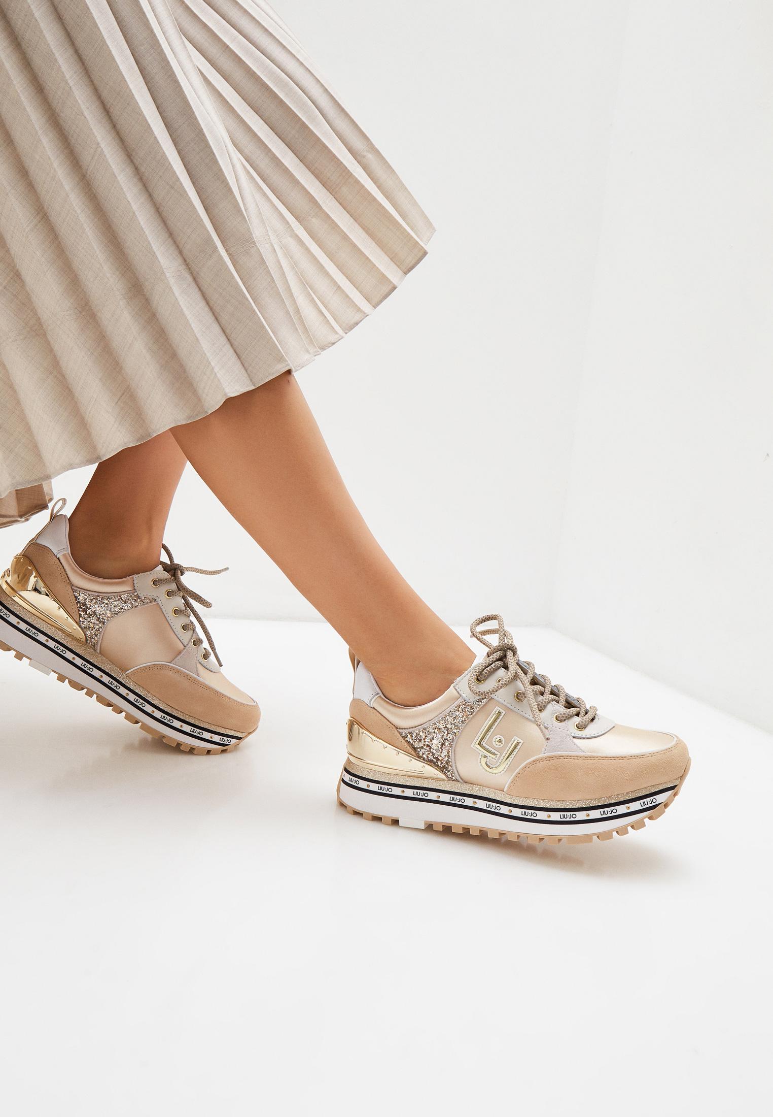 Женские кроссовки Liu Jo (Лиу Джо) 4LJ.LJ101603.T: изображение 6